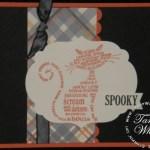 Frightening Feline Card – Part 1