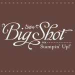 Big Shot Die Cut Machine Catalog & Video