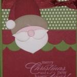 CARD: Punch Santa, I mean Santa from Punches