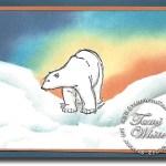 VIDEO TUTORIAL: Polar Bear Card & Awareness