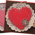 VIDEO TUTORIAL: Ciao, Baby Valentine's Day Card