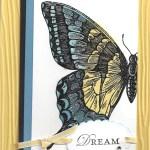 CARD: Swallowtail Butterfly Beauty