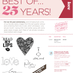 BEST OF 25 YEARS: February Edition – Best of Love