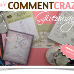 WIN!! March Give-away & February Winner Announced