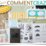 WIN!! July's New Give-away & June Winner Drawn