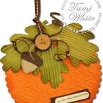 VIDEO: Pumpkin Card