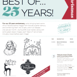 BEST OF 25 YEARS: October Edition – Best of Christmas