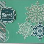 CARD: Festive Flurry Part III