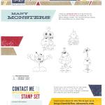 NEW: Monstermaniac Stamp Set – contest winner