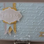 CARD: Many Thanks from Harvest of Thanks