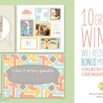 MDS: Digital Class & Class Giveaway + Weekly Downloads
