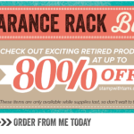 SALE: up to 80% OFF Clearance Rack Blitz