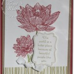 CARD: Beautiful flowers from People Like You