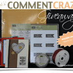 WIN! New Comment Craze 'Blog Candy' thru March 22