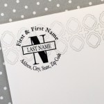 NEW: Personalized Stamp Ideas