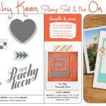 VIDEO: Peachy Keen Stamp Set and Framelits