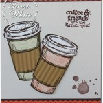 "CARD: Perfect Blend coffee ""to go"" cups"