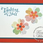 VIDEO: Petite Petals Inset Flower Card WOW