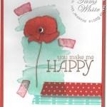 CARD: You Make Me Happy