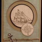 CARD: The Open Sea Ship Porthole