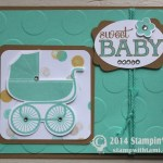 CARD: Sweet Baby Carriage