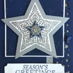 CARD: Bright & Beautiful Holiday Stars