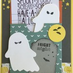 CARD: Spooky Ghosts having some Fall Fun