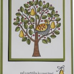 CARD: And a Partridge in a Pear Tree