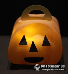 stampin up halloween light up pumpkin boxes (1)