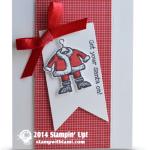 CARD: Get Your Santa On Part I