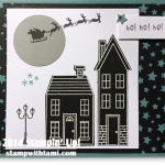 CARD: Happy Home Christmas Ho ho ho