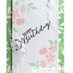SNEAK PEEK: Butterfly Basics Birthday Card