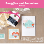 New Photopolymer Set: Snuggles and Smooches