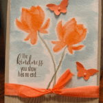 CARDS: Lotus Blossom Smorgasbord Part I