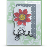 CARD: Love You Petal Potpourri