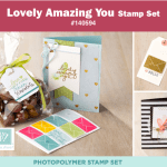New Photopolymer Set: Lovely Amazing You