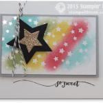 VIDEO: Irresistibly Yours Specialty Paper Rainbow of Stars