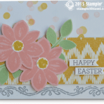CARD: Happy Easter Card from Petal Potpourri