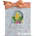 CARD: For Peeps Sake Easter Window Card