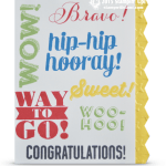 CARD: Bravo – Way to Go