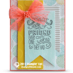 SNEAK PEEK: You're the Friend Card