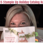 VIDEO: 2015 Stampin Up Holiday Catalog Haul – Box Opening