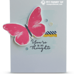 CARD: Watercolor Wishes Kit with Wings