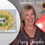 "VIDEO: September Paper Pumpkin ""Wickedly Sweet Treat"" Alternative & Giveaway"