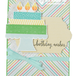 CARD: Build a Birthday Wishes plus new blog feature