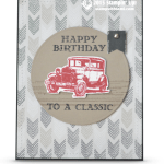 CARD: Guy Greetings Birthday Classic Card
