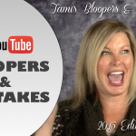 VIDEO: Tami's Compilation of Bloopers & Outtakes from 2015