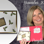 BLOG HOP: Stamp It Christmas Theme