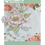 Card: Gorgeous Birthday Blooms For You