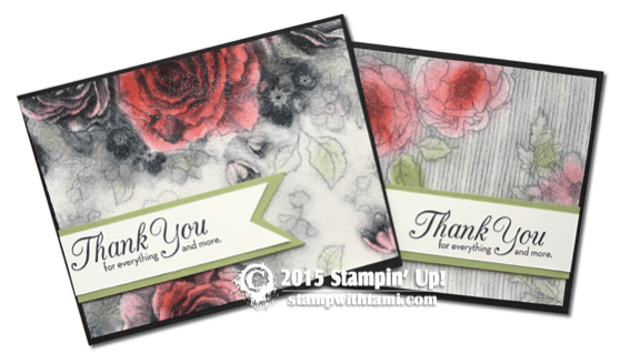 stmapin up timeless elegance cards